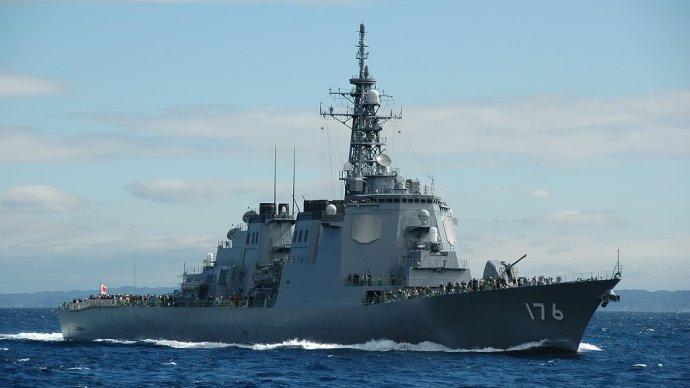 和联合舰队末代外购战列舰同名的外购驱逐舰金刚级
